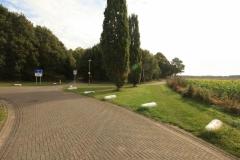 Splitsing richting Kranenbroek